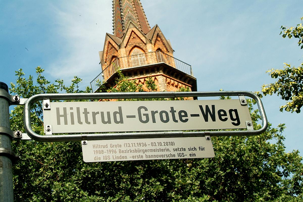 Hiltrud Grote