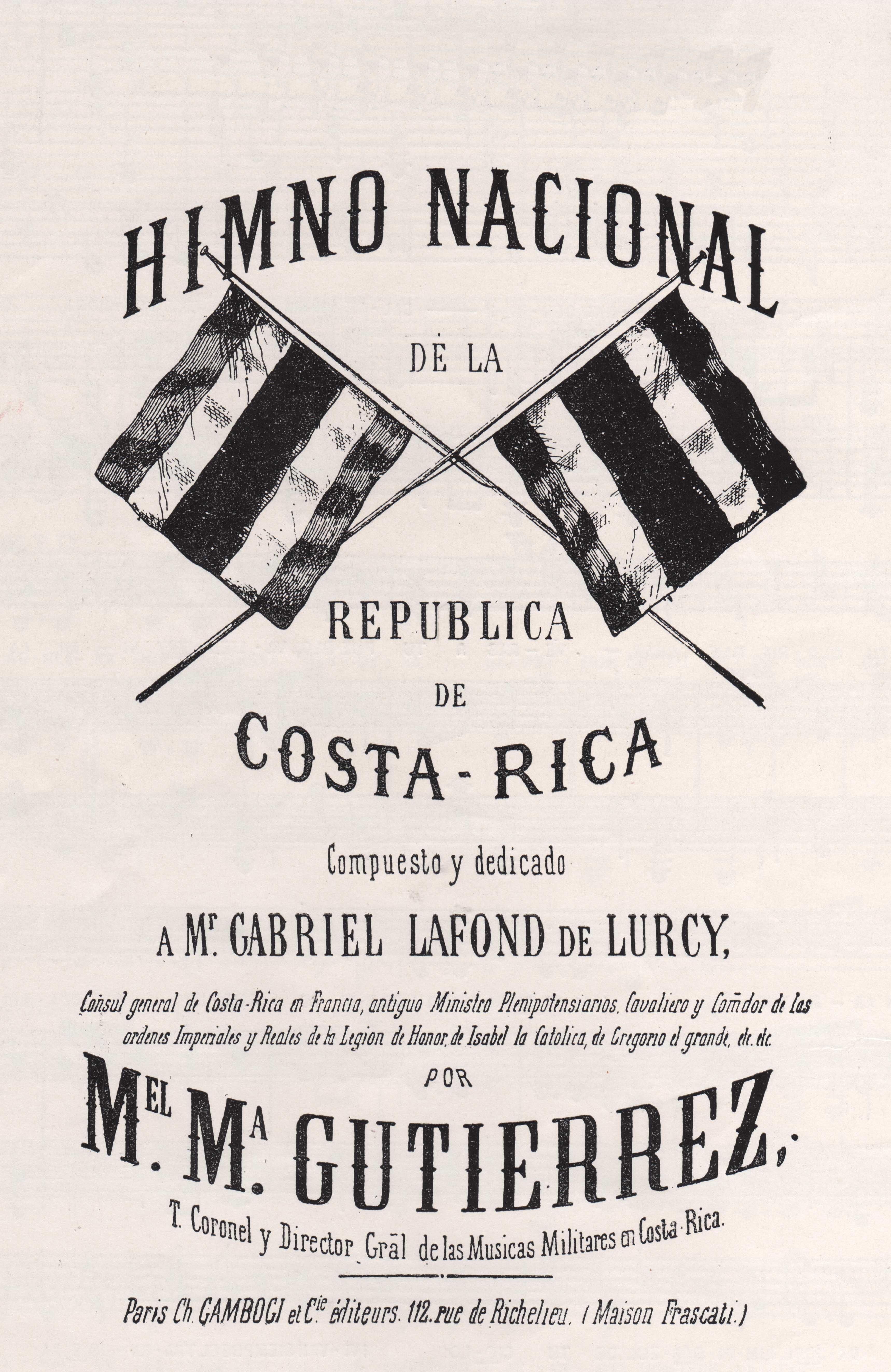 Himno Nacional De Panama