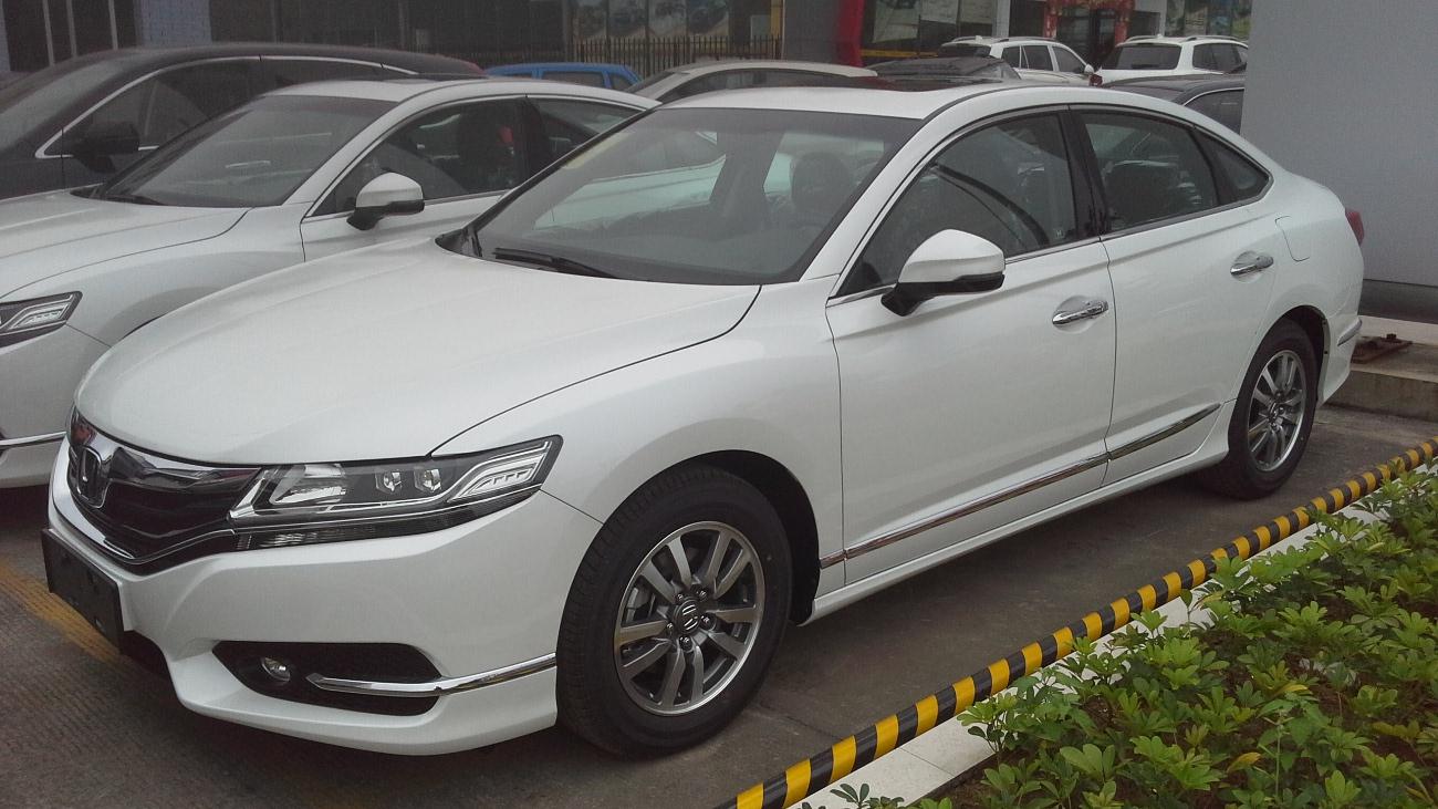 File Honda Spirior Ii China 2016 04 01 Jpg