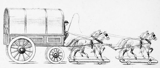 Image Result For Printable Covered Wagon