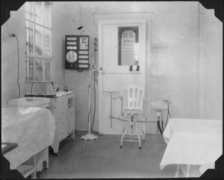 Hospital Examination Room Tv Show