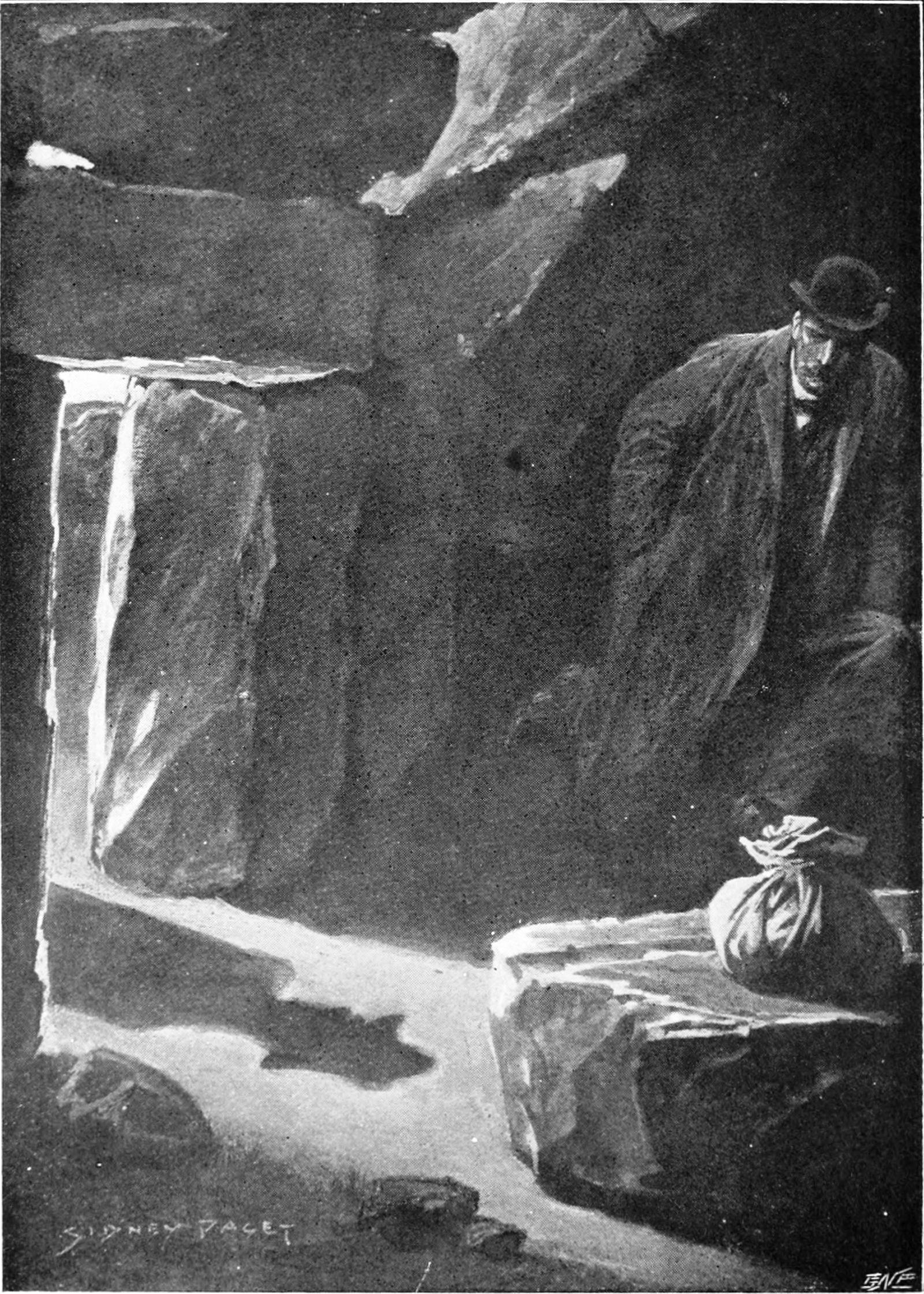 filehoun42 frontispiece hound of baskervillesjpg