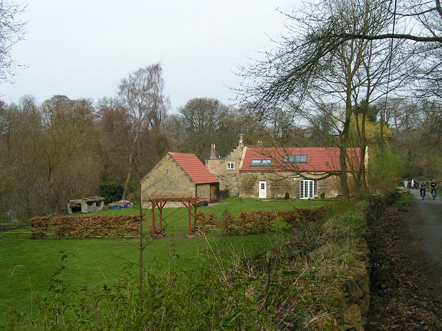 Humford Mill - geograph.org.uk - 157179