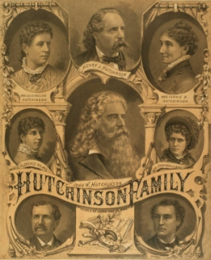 Hutchinson Family Singers