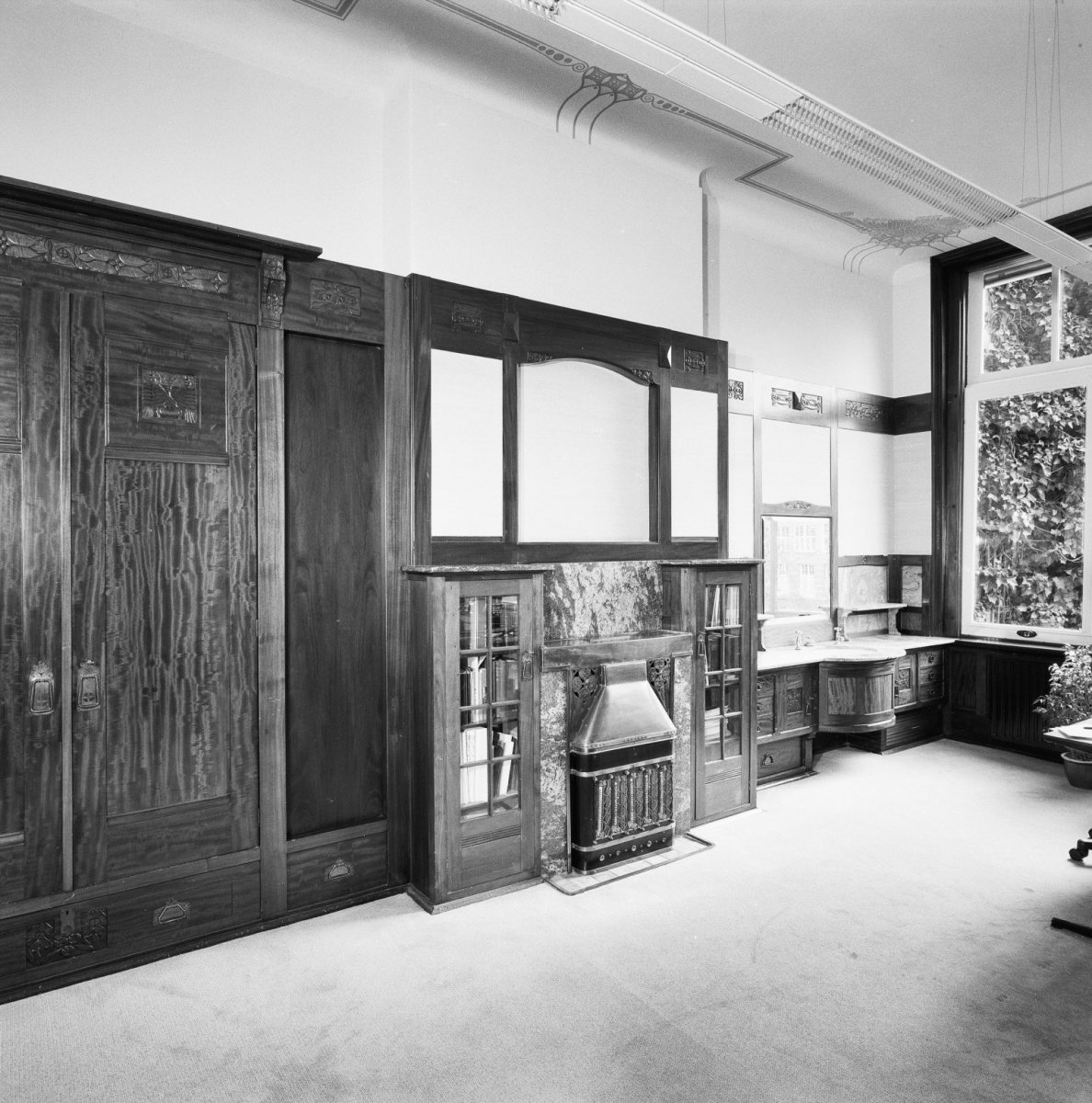 file interieur bovenverdieping kachel wandbetimmering art deco amsterdam 20298486 rce. Black Bedroom Furniture Sets. Home Design Ideas
