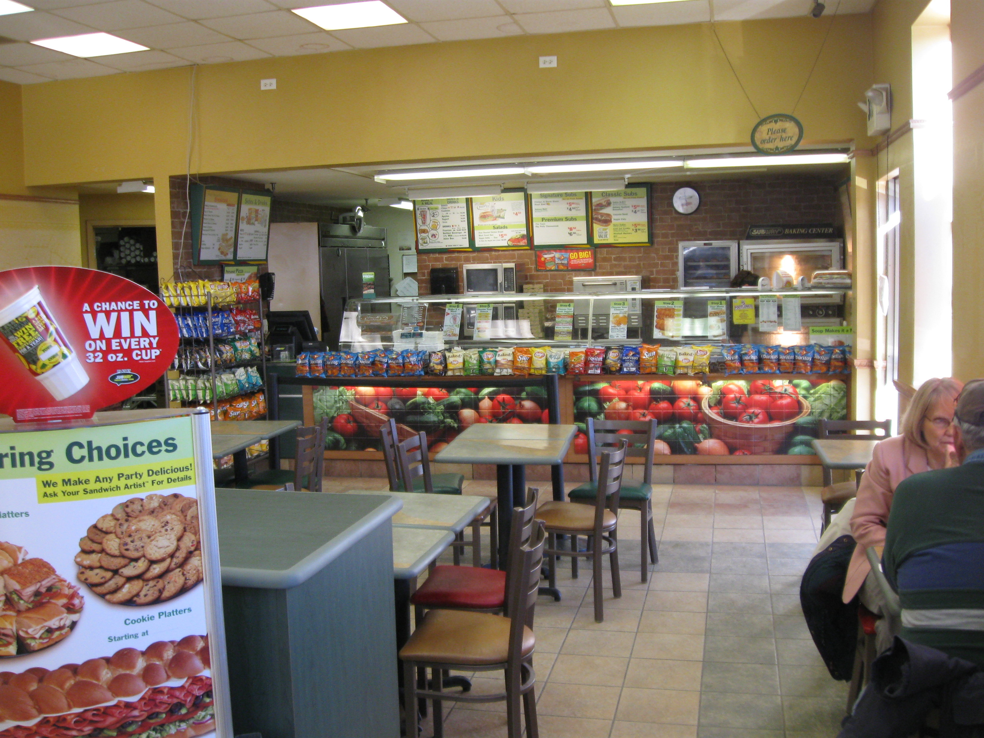 Best Fast Food In Oakville