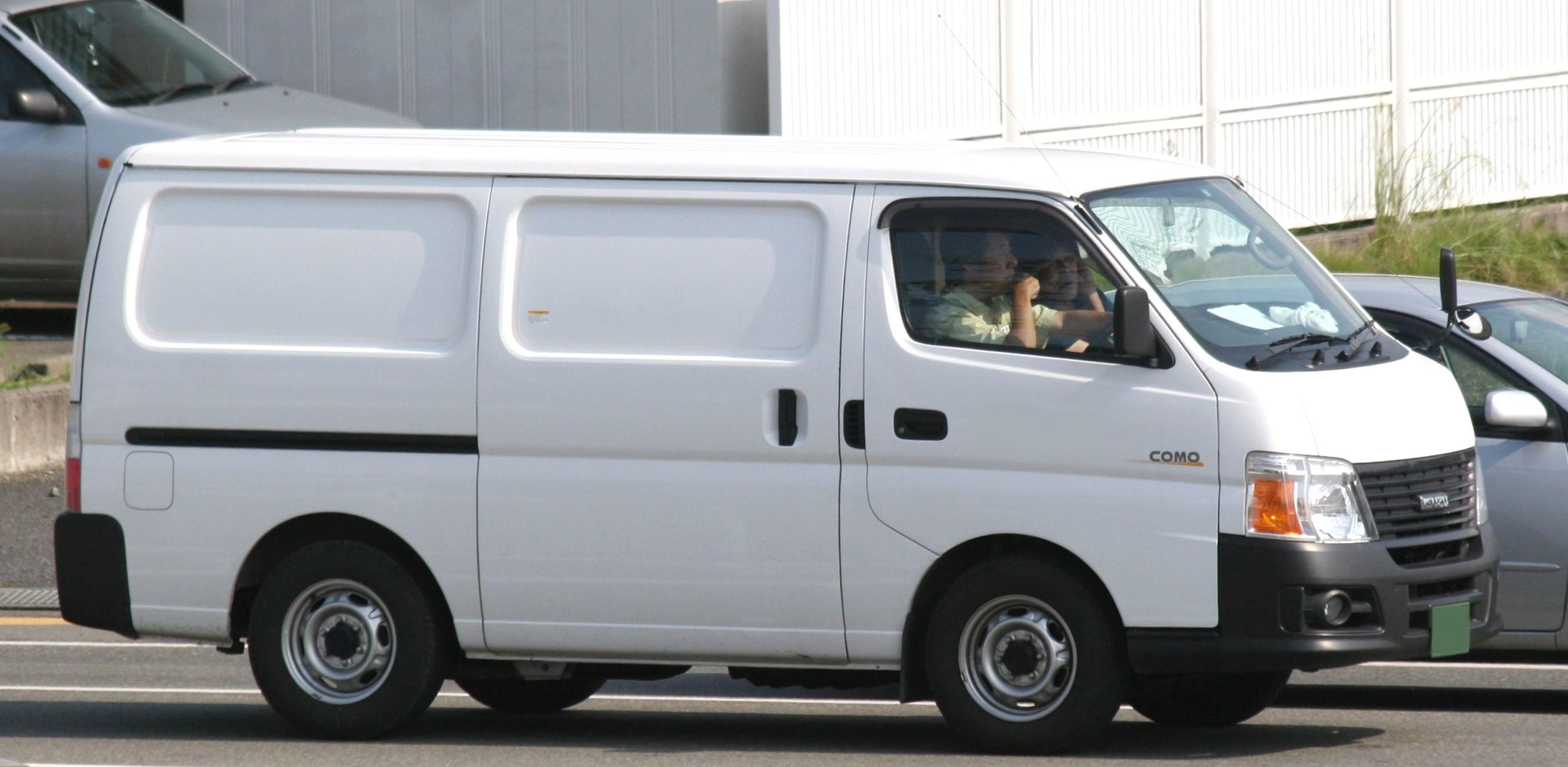 File Isuzu o LD Panel Van