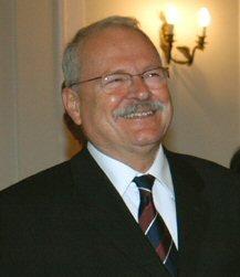 Ivan Gaąparovič köztársasági elnök