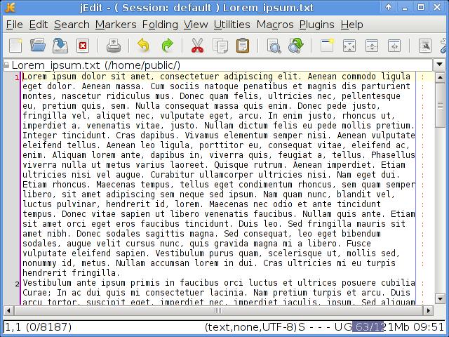 texteditor � wikipedia