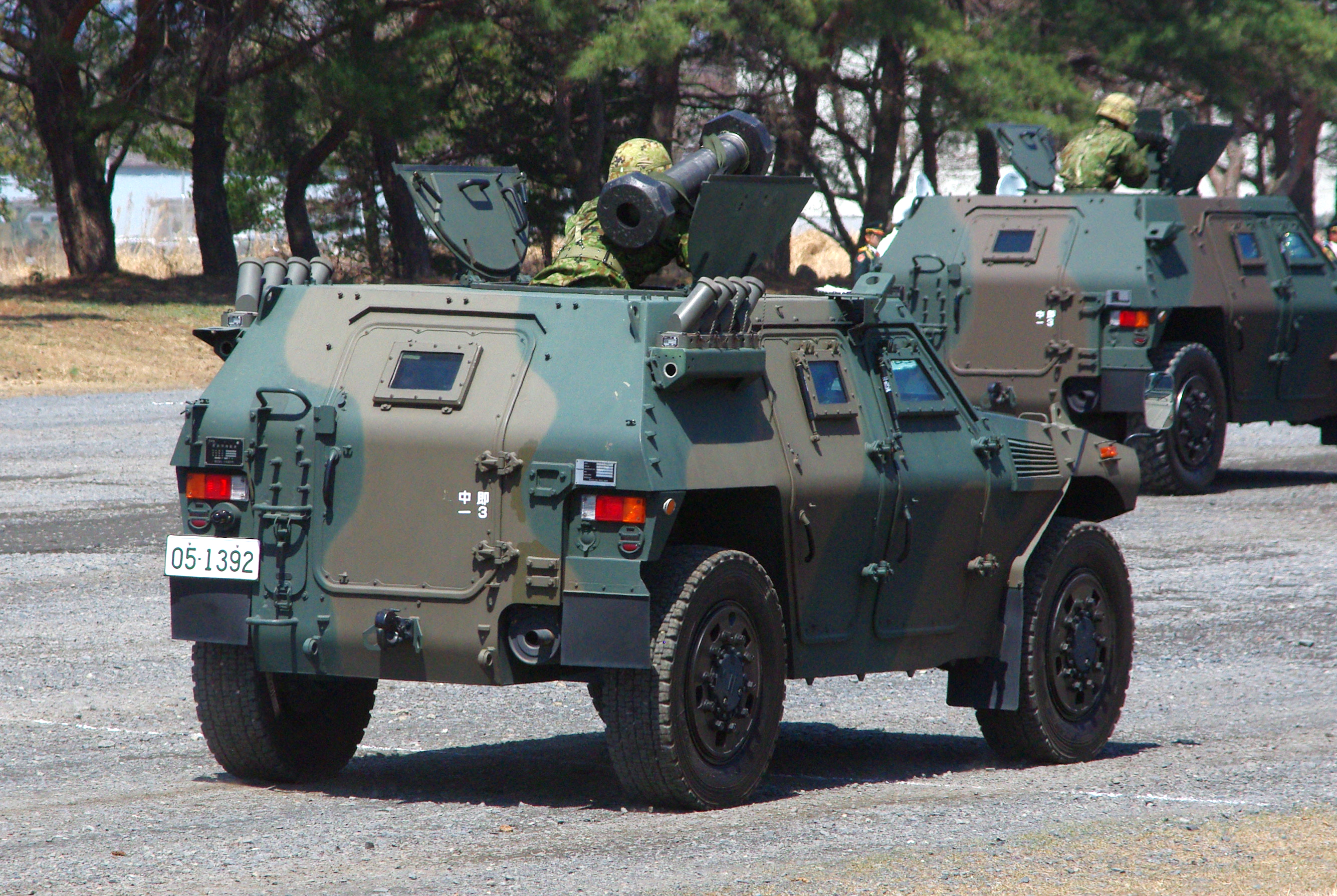 File:JGSDF Light Armored Vehicle 20120408 02.JPG Awesome Ideas