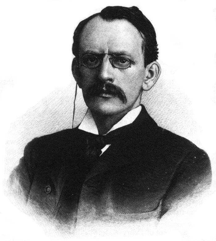 J. J. Thomson, 1896