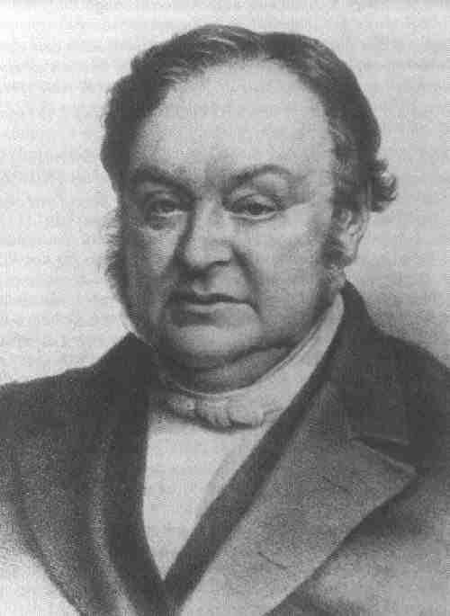 Johann Cristoph Blumhardt
