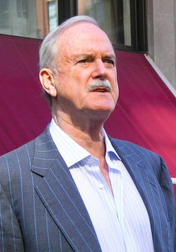 English: John Cleese in May 2008.