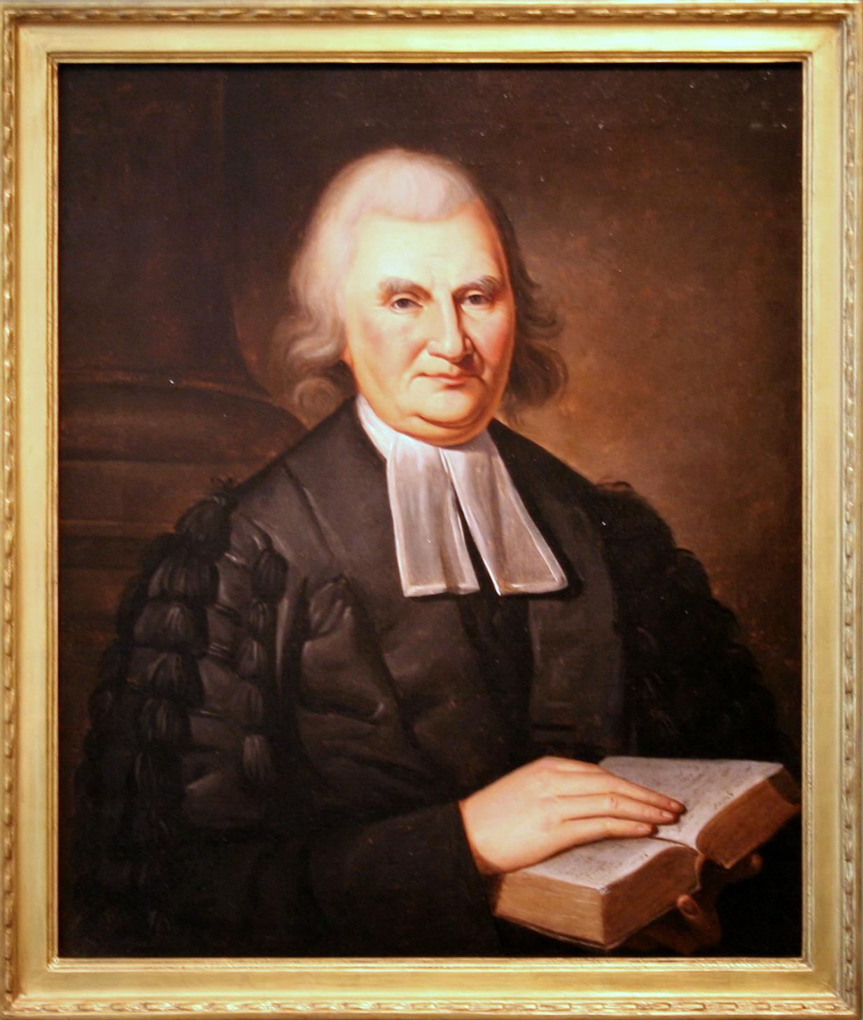 "John Cotton Minister England Colonial: ""Cousin America Has Run Off With A Presbyterian Parson"