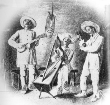 The joropo, as depicted in a 1912 drawing by Eloy Palacios Joropo foto.jpg