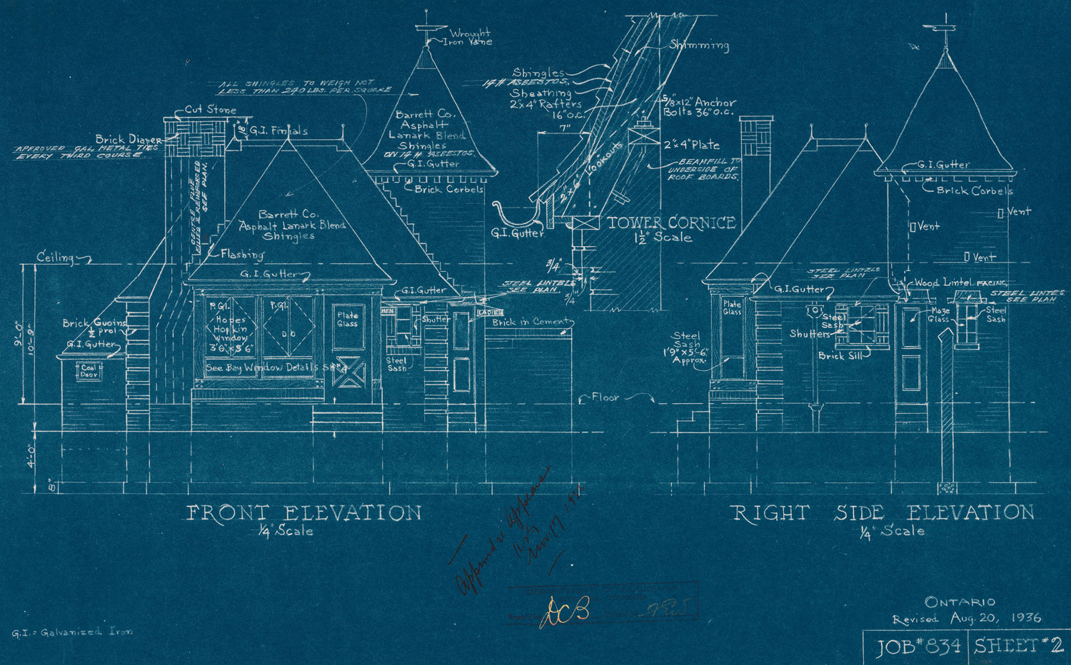 Example Blueprint