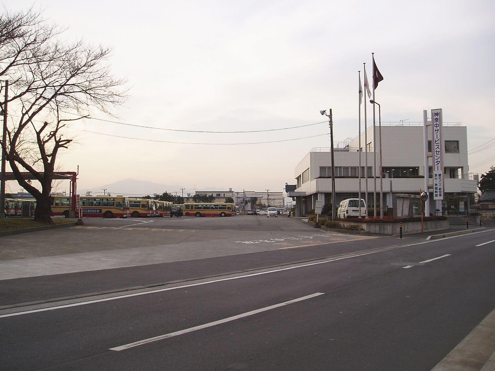 神奈 中 バス 遅延