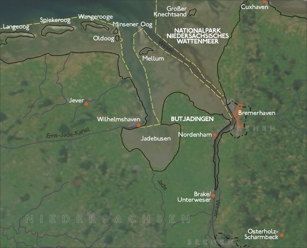 jadebusen karte File:Karte jadebusen.   Wikimedia Commons