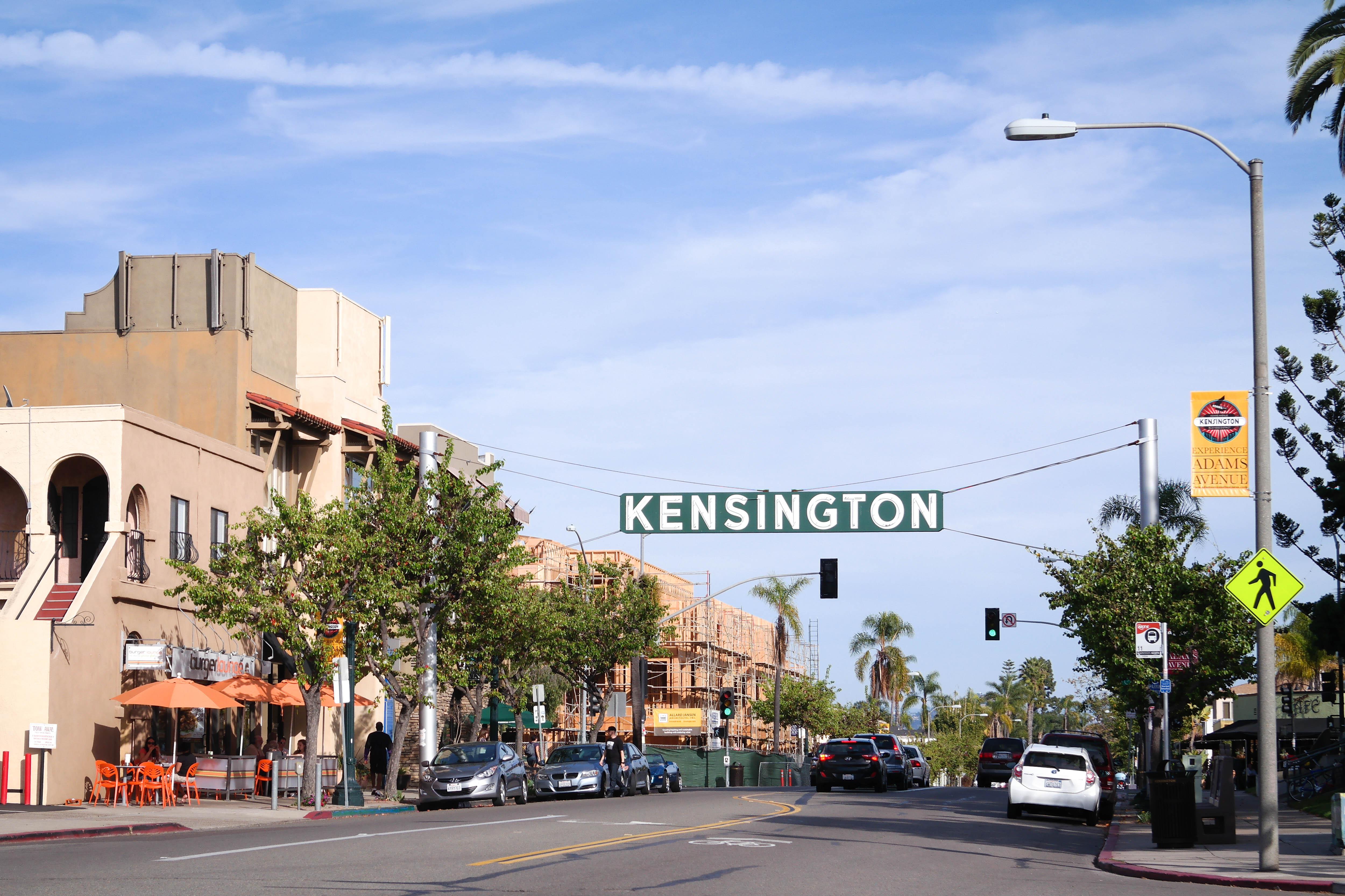 Kensington, CA