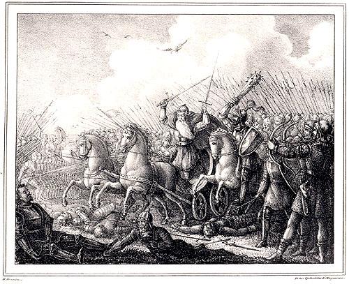 Bråvalla lahing