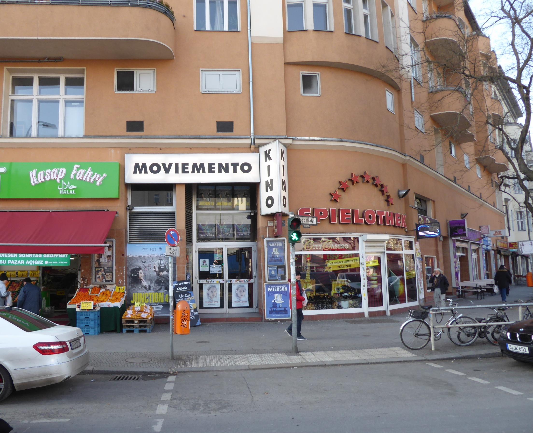Xenon kino berlin