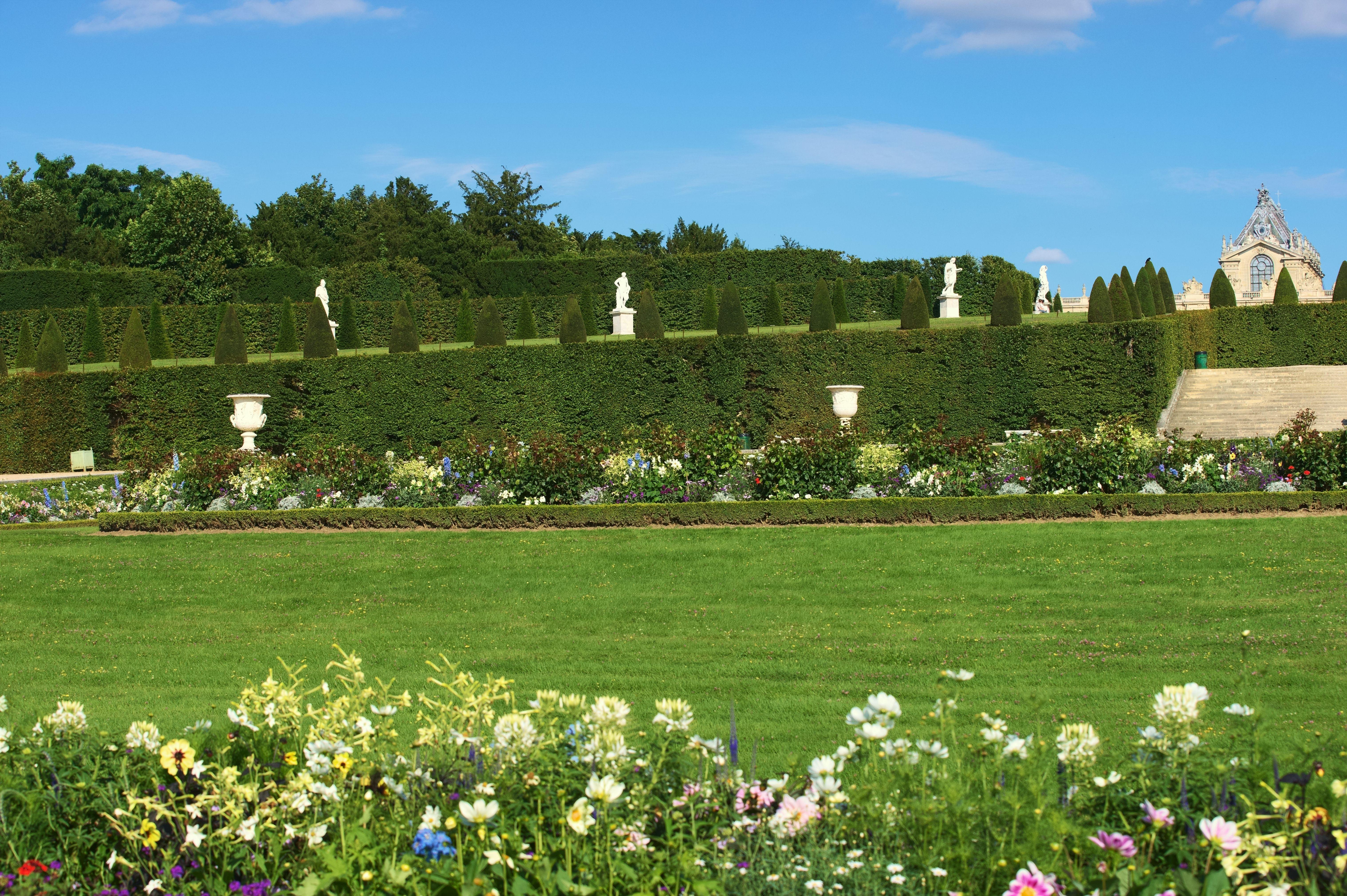 File le chateau de versailles le jardin wikimedia commons - Chateau de versailles jardin ...