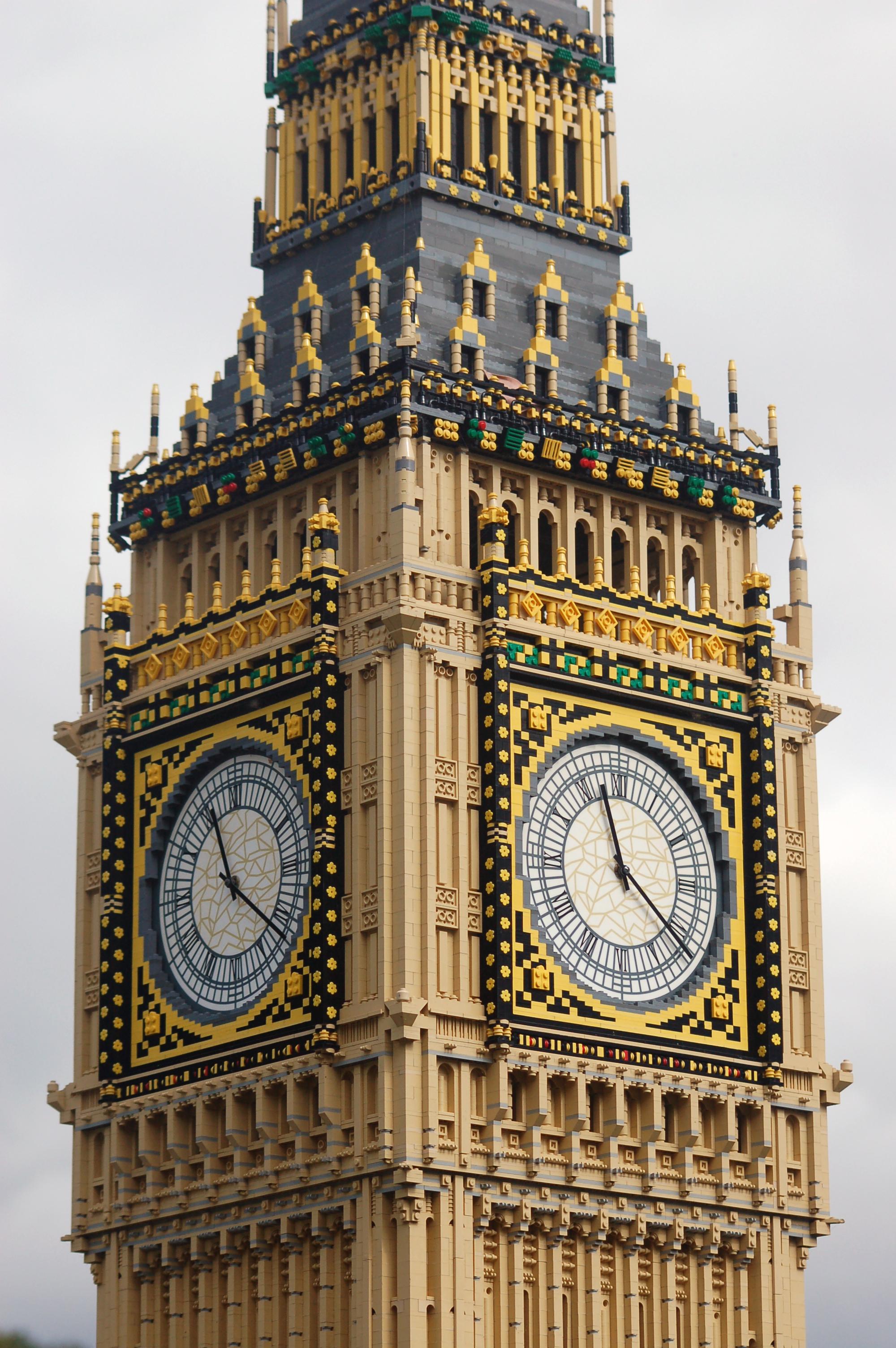 hvad er klokken i london