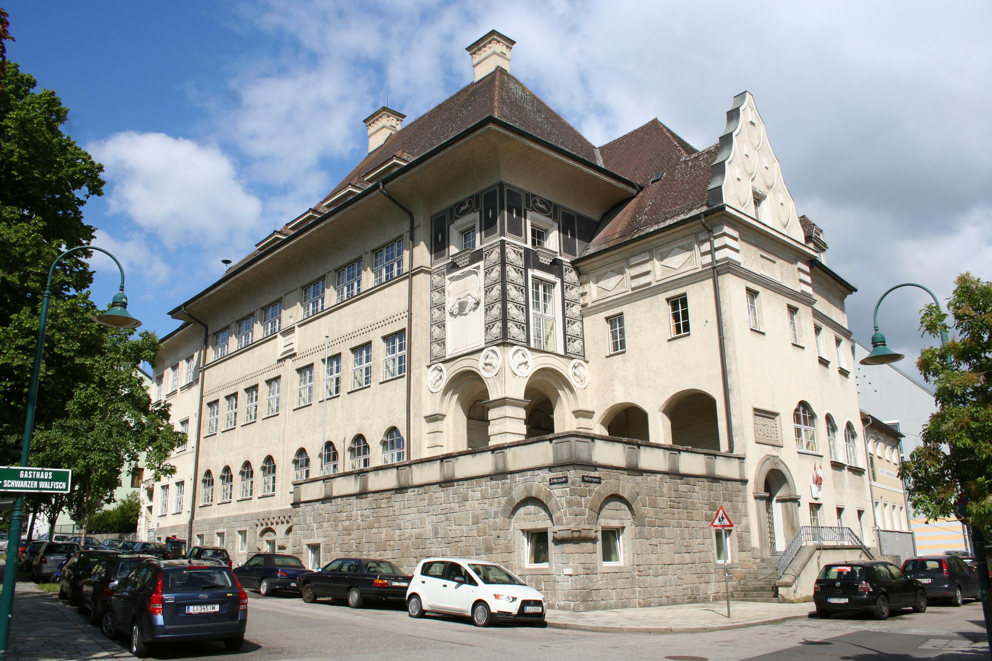 Enkelt leilighet Linz Urfahr