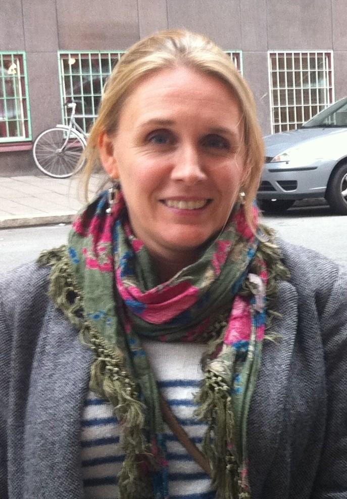Debuterade med lisa for sjalen 1995