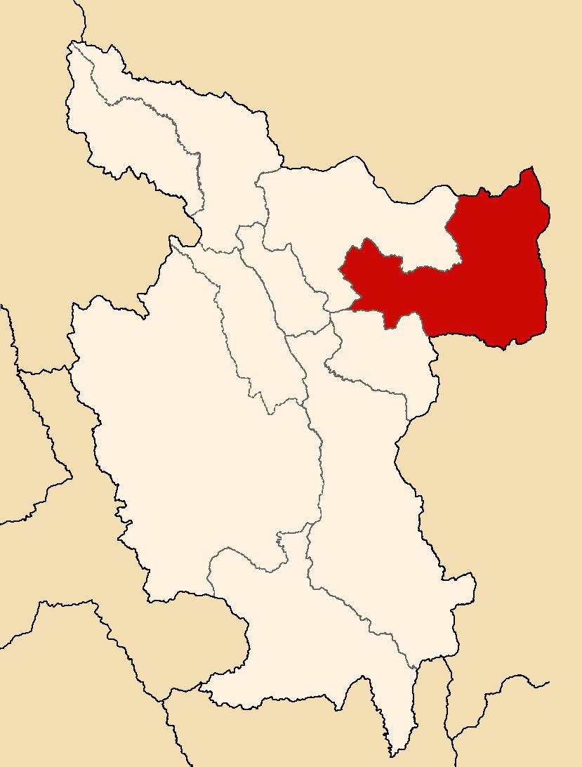 Distrito de Juan Guerra - Wikipedia, la enciclopedia libre