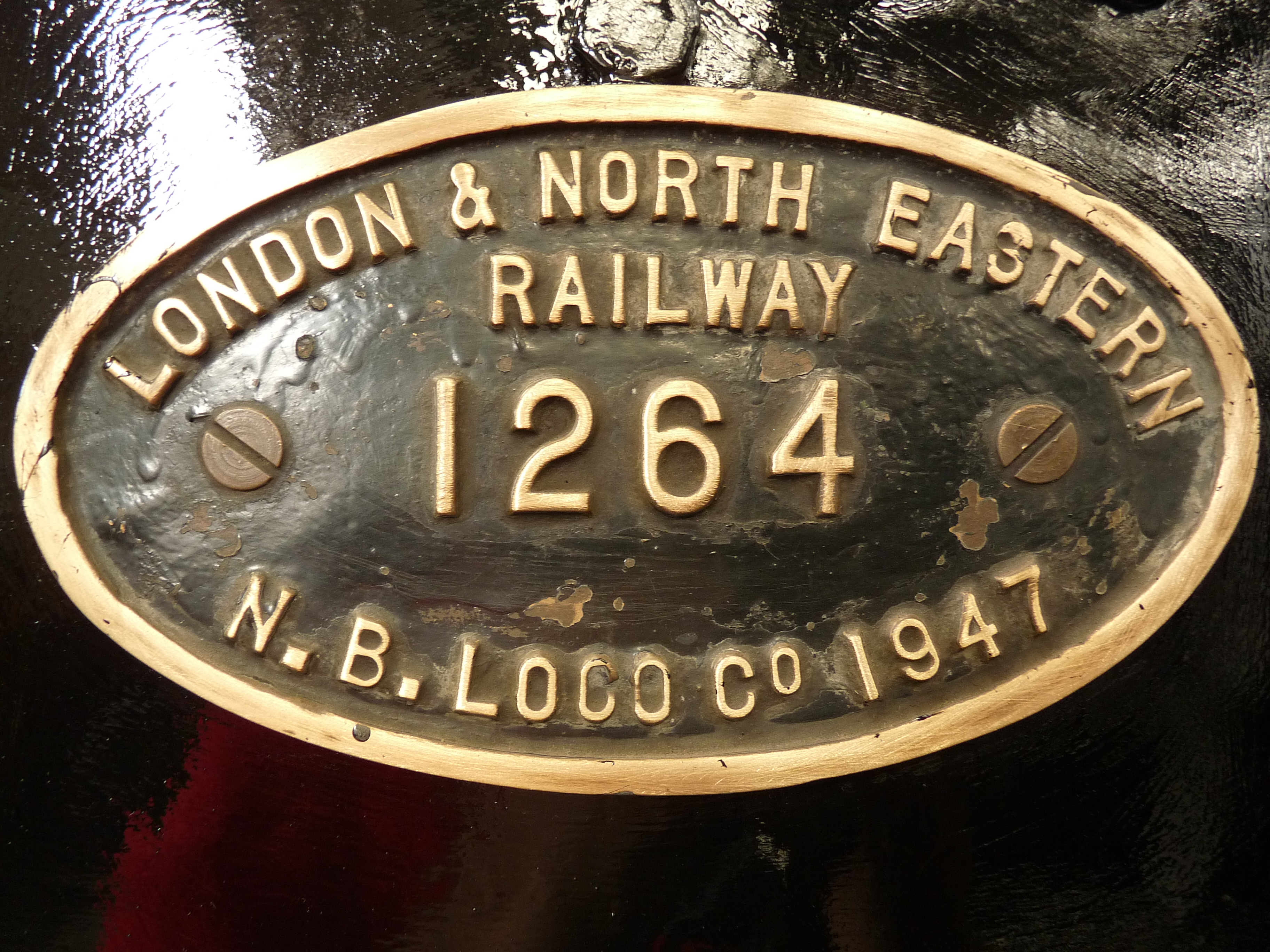 File:London and North Eastern Railway (LNER) Thompson Class B1 no.1264