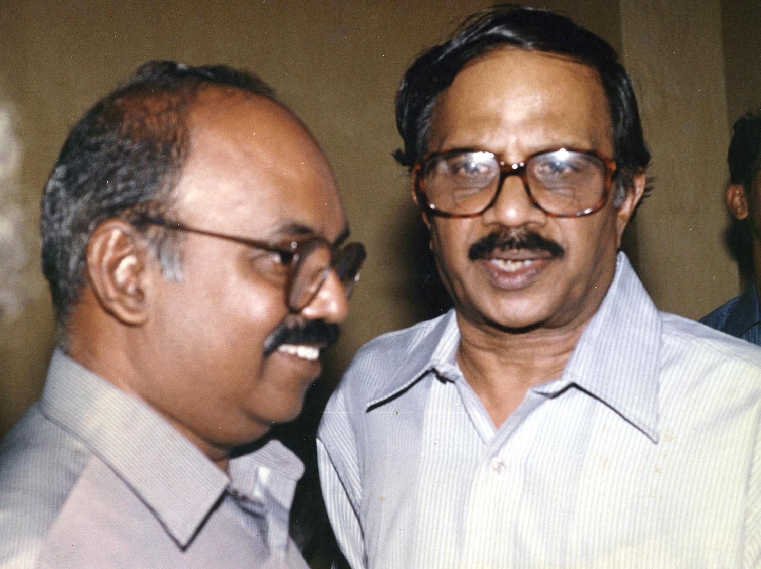 M. T. Vasudevan Nair