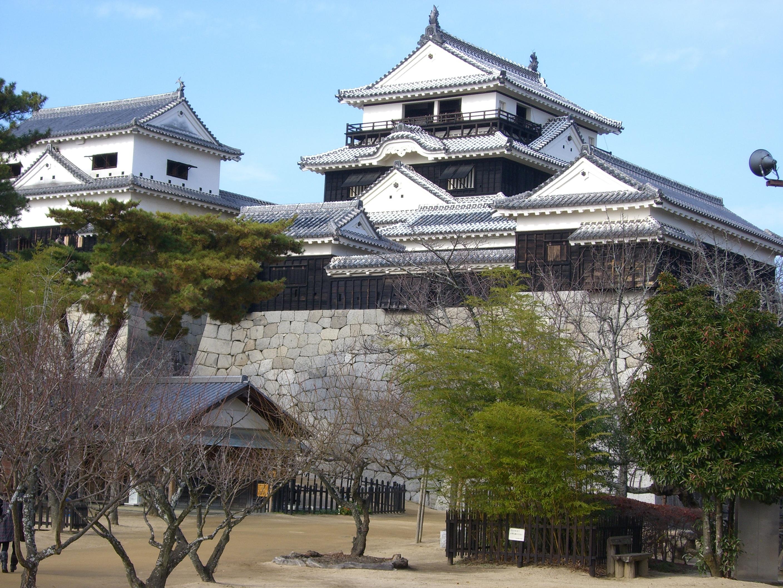마쓰야마성 (에히메현)