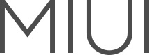 MIUI Logo as of 16 August 2014.png