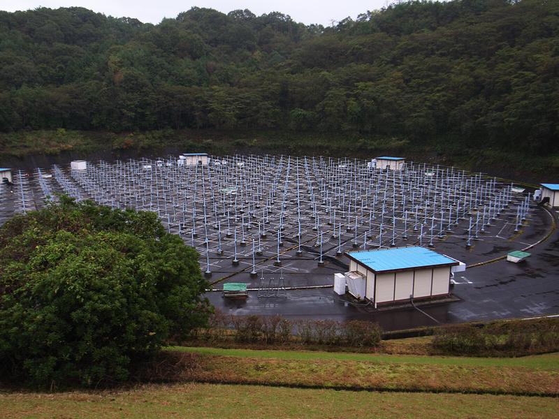 MU Radar, Research Institute for Sustainable Humanosphere, Kyoto University - Oct 15, 2011