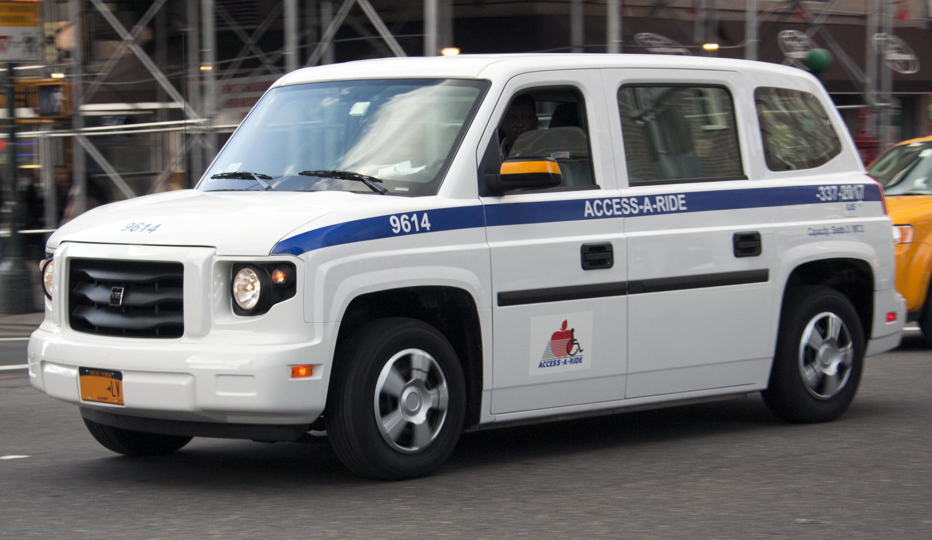 Access Services Cars That Govt Provides