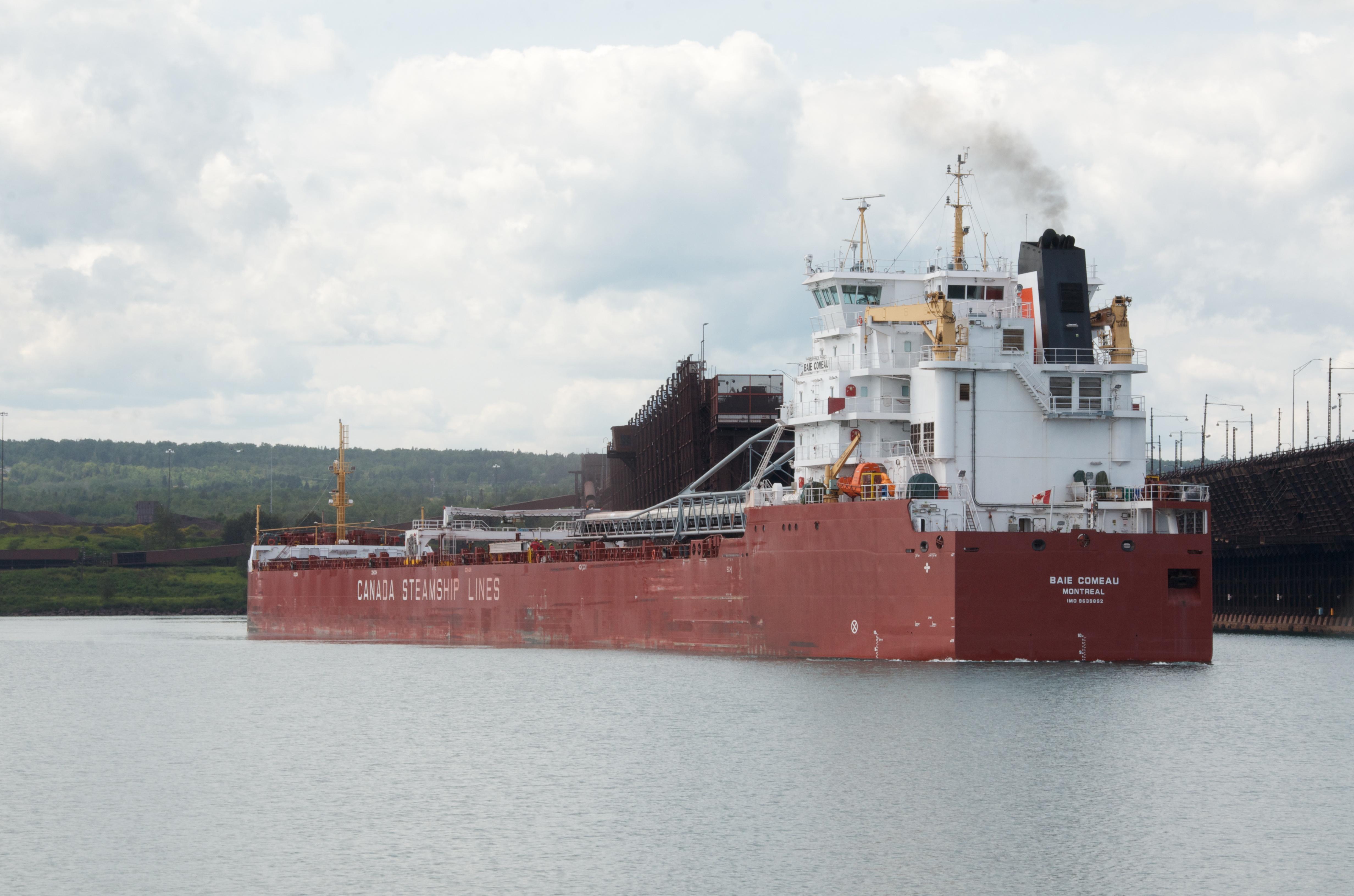 Baie Comeau (2013 ship) - Wikipedia