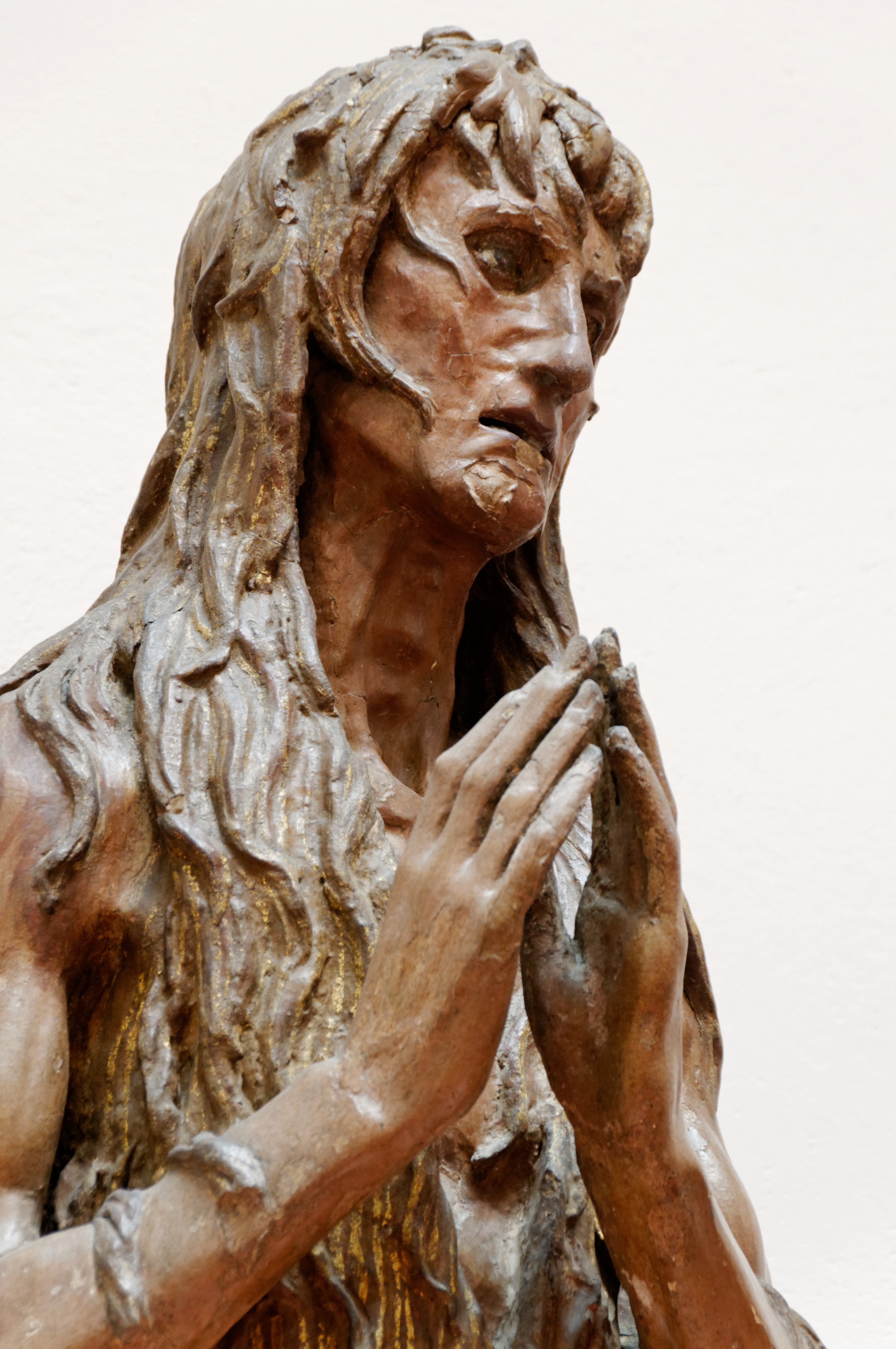 Image search  DonatelloDonatello Mary Magdalene