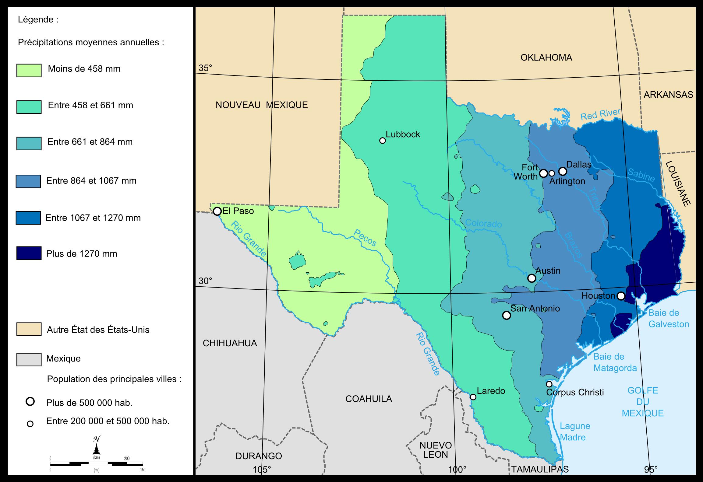 Atlas Of Texas Wikimedia Commons