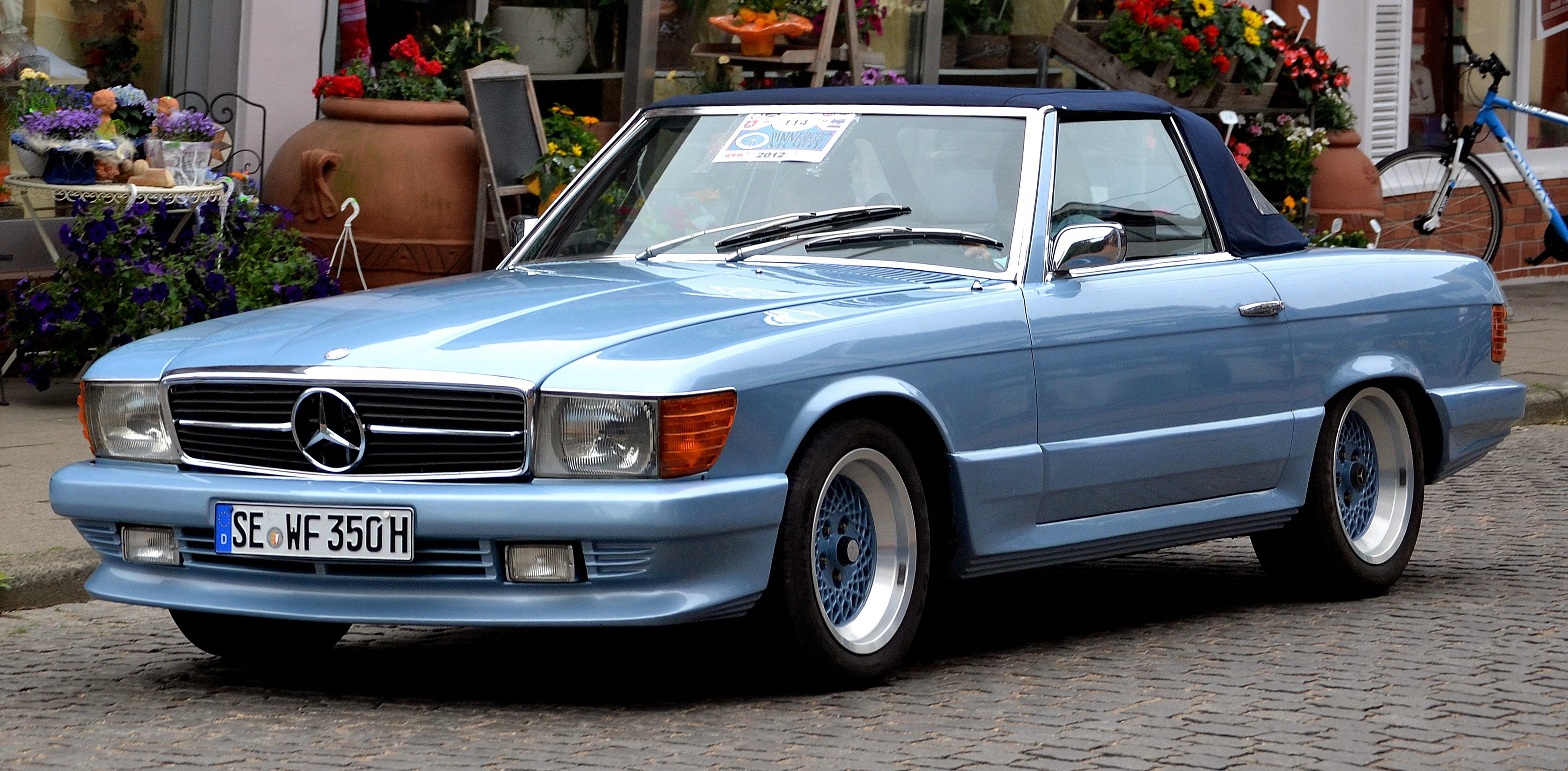 Image gallery mercedes benz 450sl for Mercedes benz 450