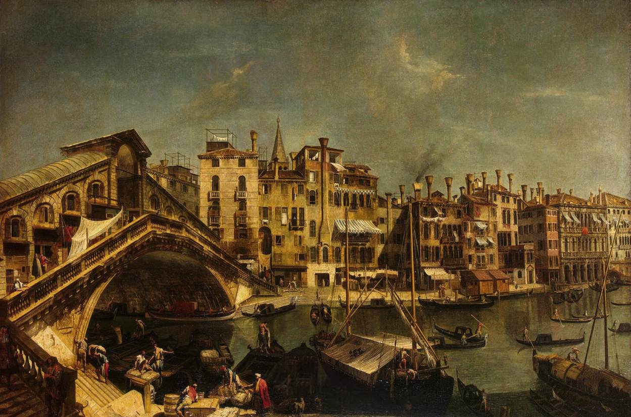 1444 rialto bridge ponte di rialto learning from building failures - Vin rossini ...