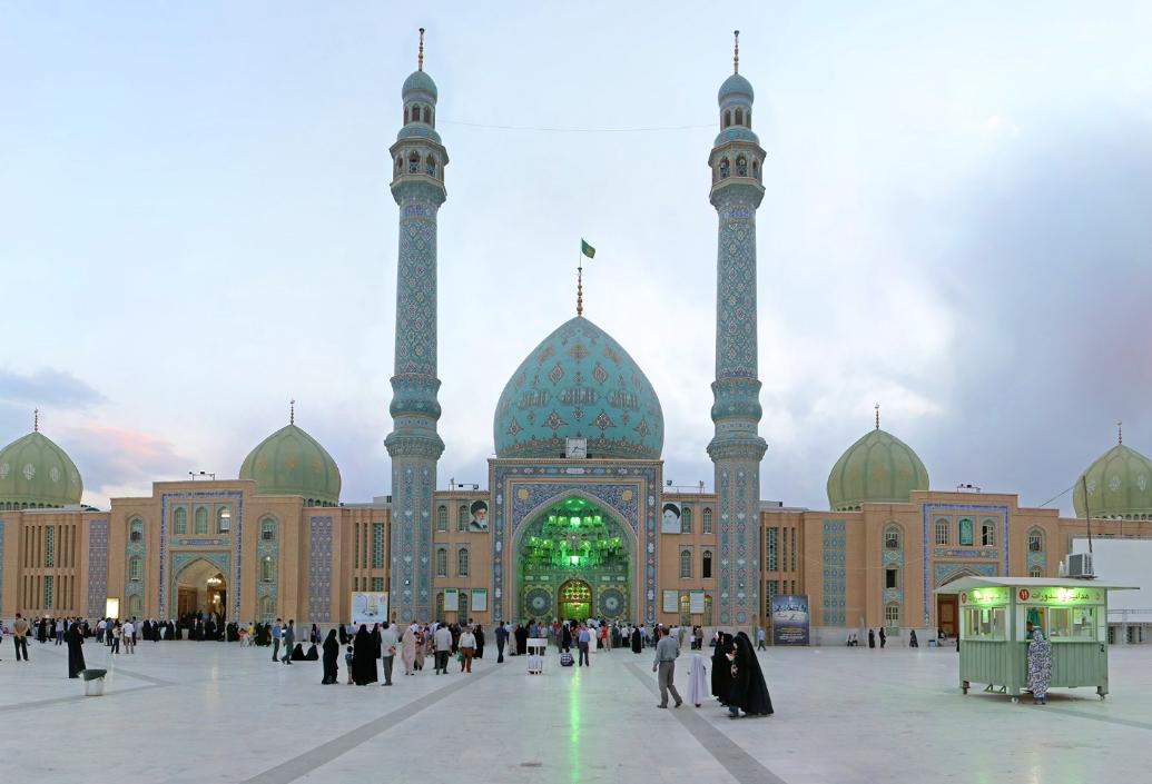 masjid e jamkaran