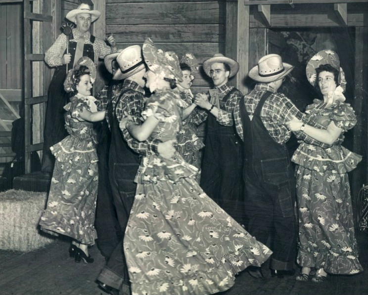 File National Barn Dance 1940 Jpg Wikimedia Commons