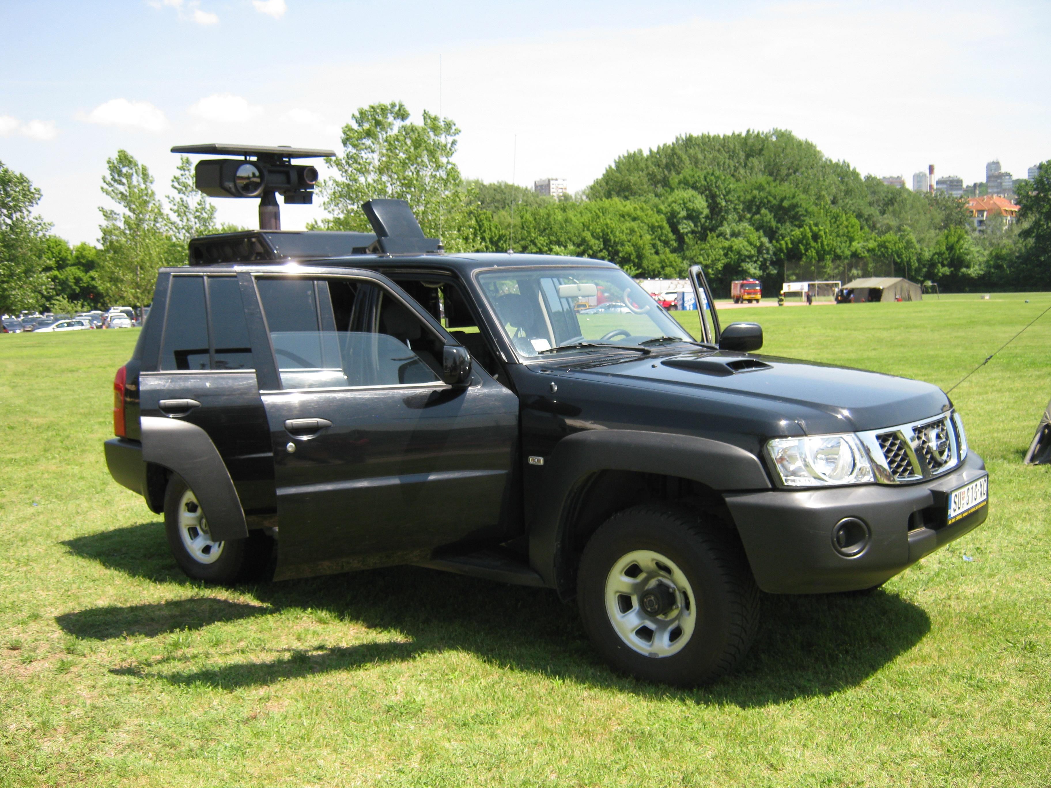 Nissan Patrol | Autos Post
