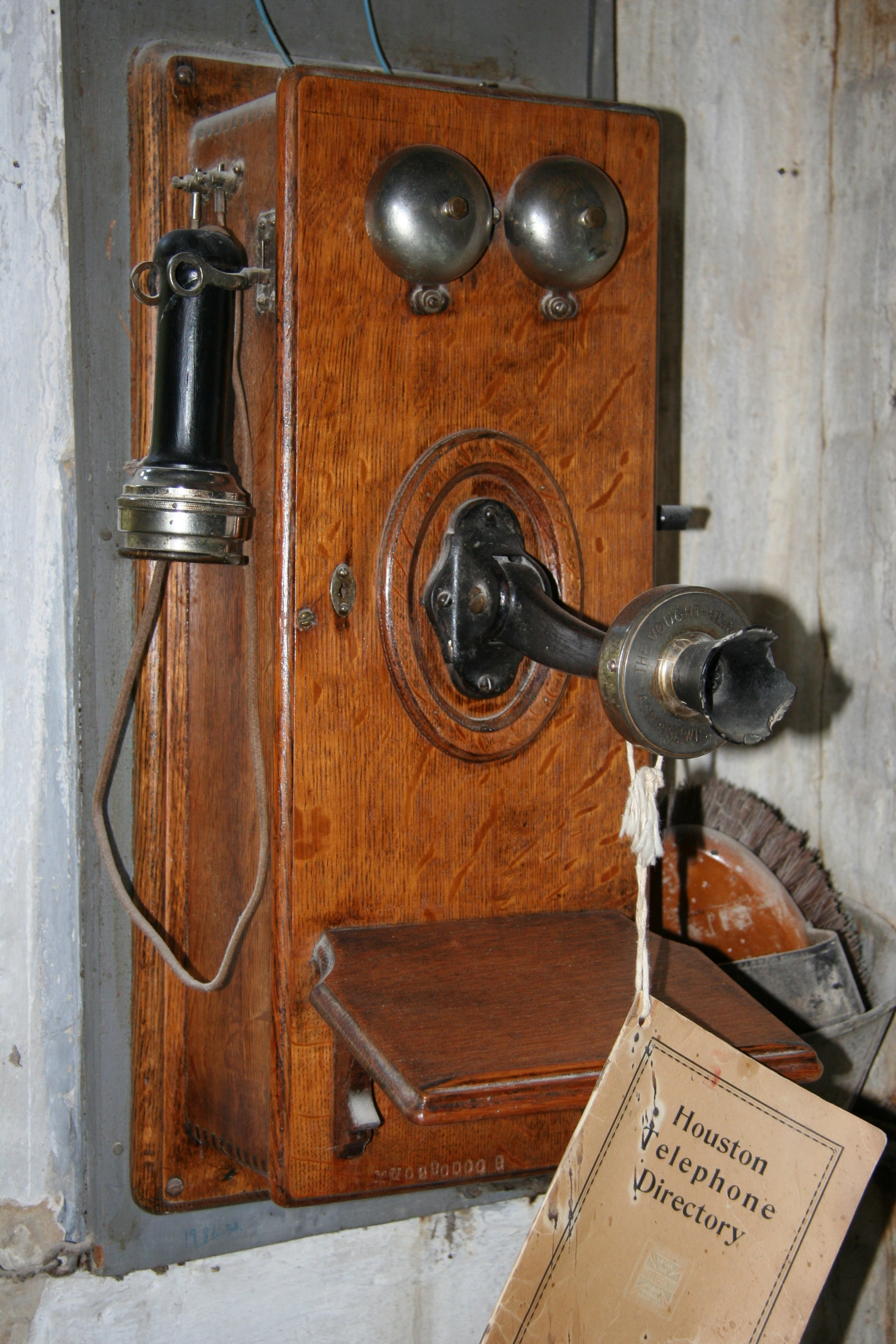 history of the telephone Outside of the telephone, one of bell's other famous inventions was the graphophone, patented in 1886, which was a device that could record and play back sound.