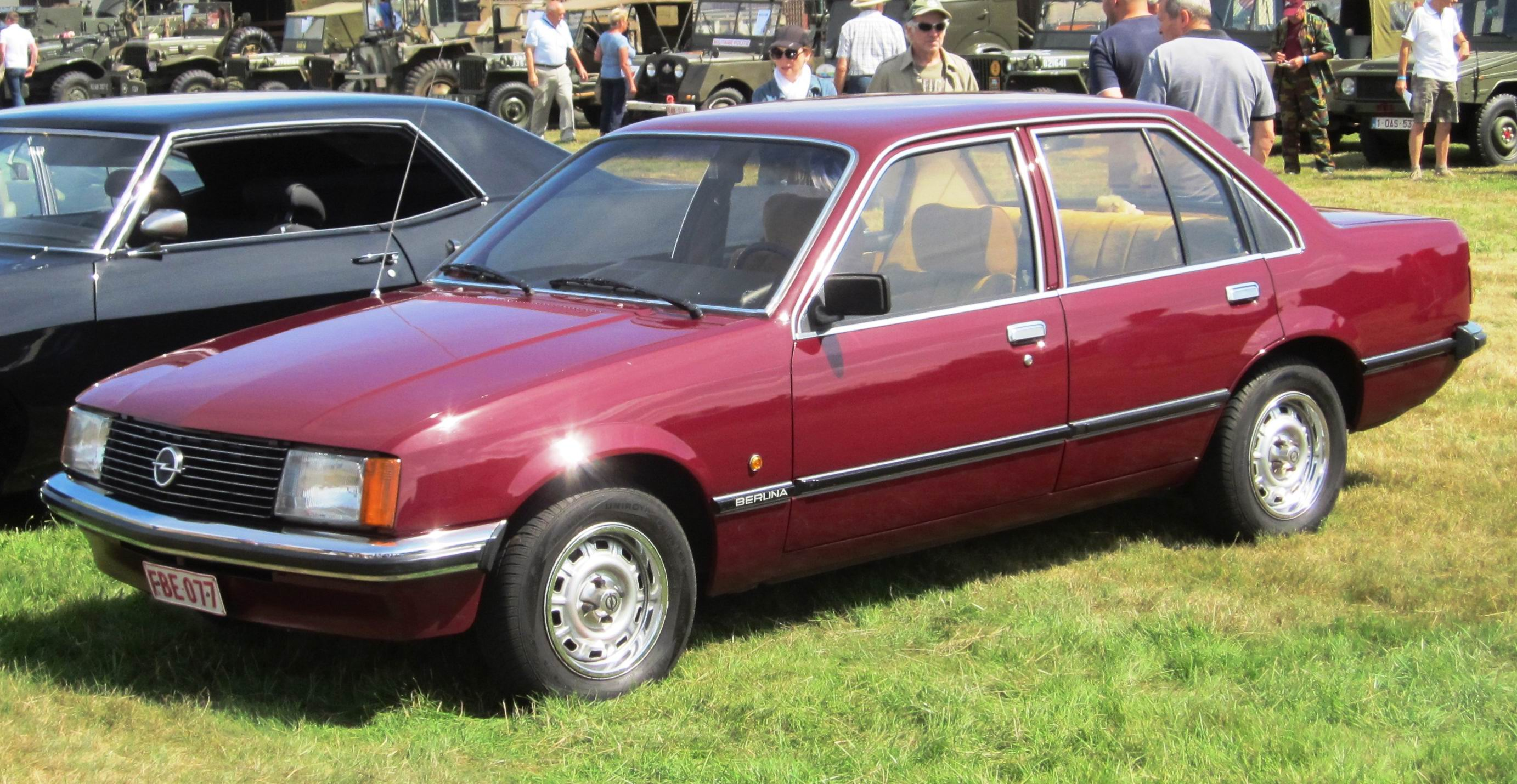 opel rekord wikiwand. Black Bedroom Furniture Sets. Home Design Ideas