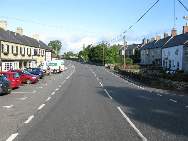 Otterburn Northumberland Wikipedia