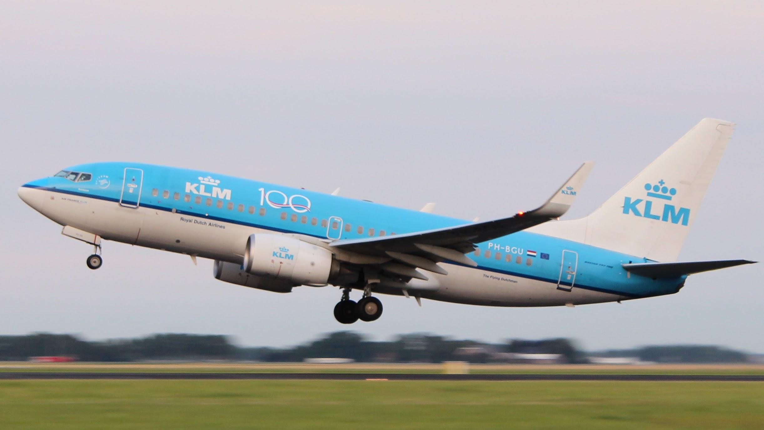 KLM — #2 Airline Facebook Ranking