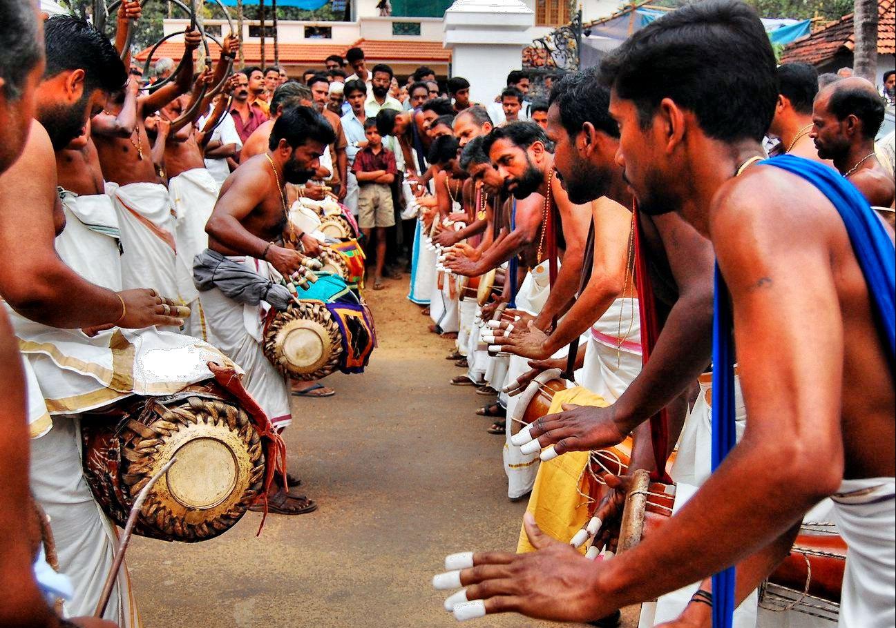 panchavadyam instruments - photo #1