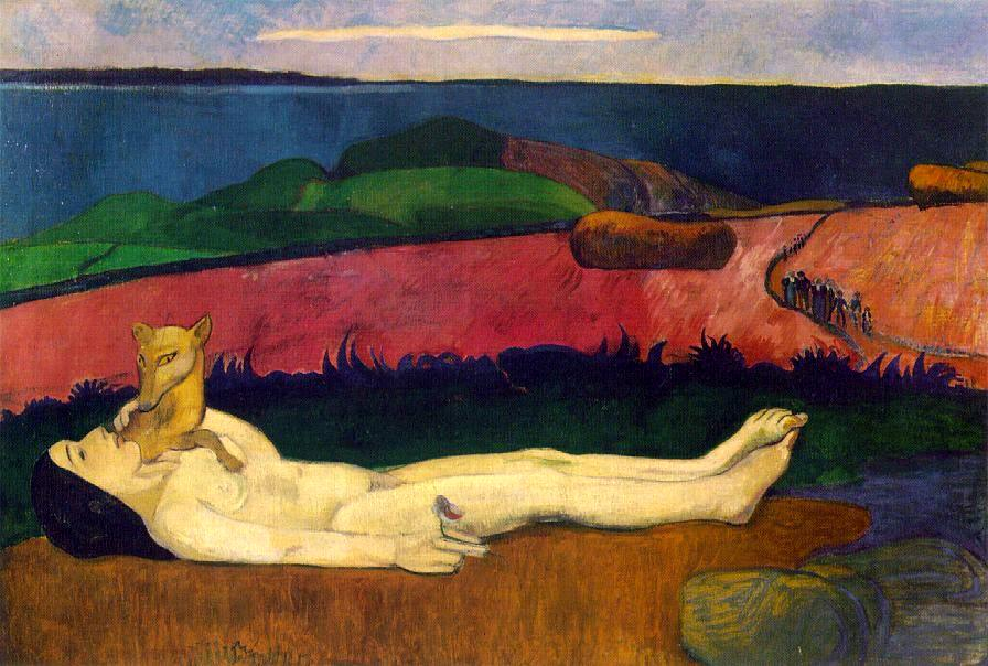 Loss of virginity by paul gauguin picture 102